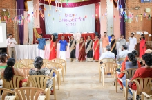 College Union 2017-18 Inauguration on 25-10-17