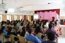 Career Guidance Workshop on 19-06-17