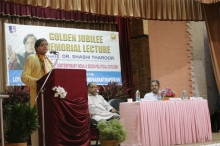 Golden Jubilee Memorial Lecture-3