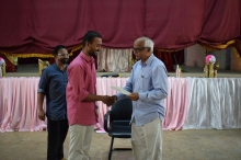 Murali Nair Award Distribution on 18-07-17