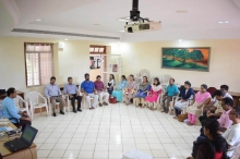 Staff Development Programme on 23rd June 2018