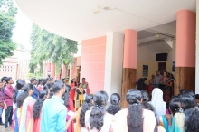Swatchtha ki seva NSS Day on 26-09-17