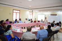 MAHRM Syllabus Revision Workshop on 16-09-17